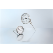 Bimetal thermometers qualified in accordance with both ASME and EN