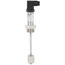 Reed-chain level sensor